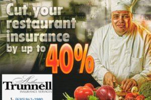 Restaurant Insurance Naperville