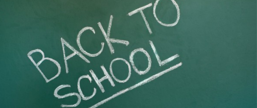 Summertime Insurance Check-In 3: Back to School